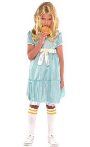 Child Strange Stuff Girl Costume