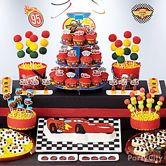 Disney Cars Party Ideas Party City