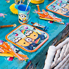 Despicable Me Place Setting Idea