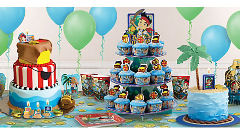 Jake and the Never Land Pirates Sweets & Treats