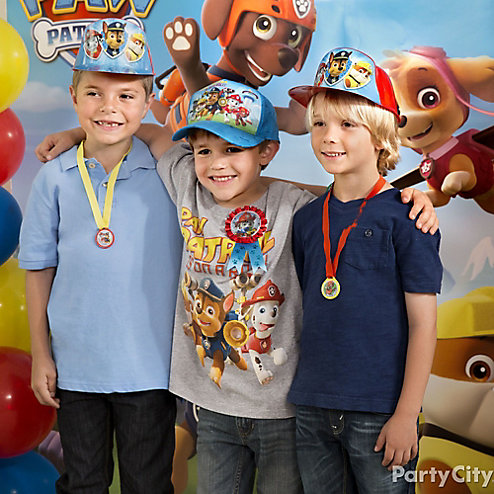PAW Patrol Party Ideas