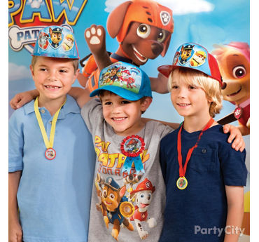 PAW Patrol Dress Up Gear Idea