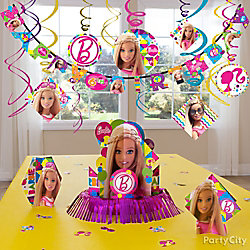 Barbie Essential Decorations Idea