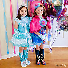 Frozen Birthday Outfit Idea