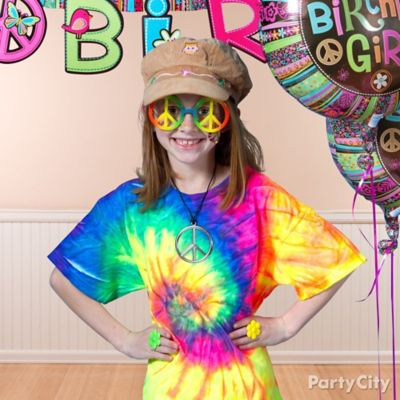 Hippie Chick Birthday Outfit Idea