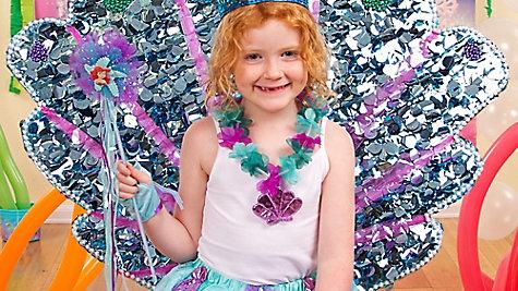 Little Mermaid Seashell Throne DIY
