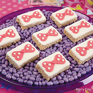 Minnie Mouse Bow-Bars How To