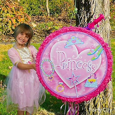 Princess Pinata Game Idea