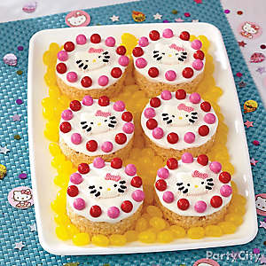 Hello Kitty Cereal Rounds How To