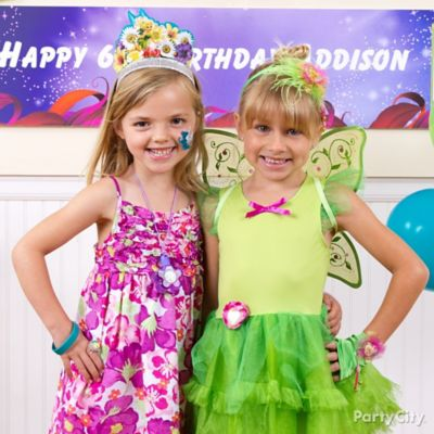 Tinker Bell Dress Up Gear Idea