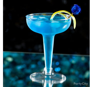 Blue Midnight Cocktail Recipe