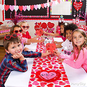 Valentine's Day Classroom Party Games Idea