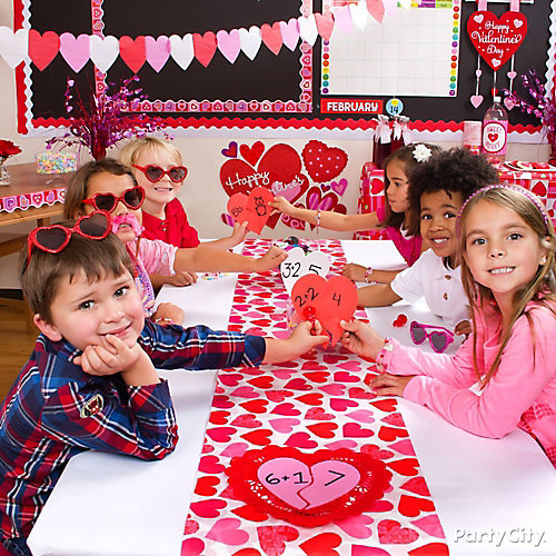 Toddler Classroom Valentine Ideas ~ Valentines day classroom party games idea
