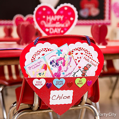 valentines day classroom mailbox idea - Valentine Mailboxes