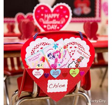 Valentines Day Classroom Mailbox Idea