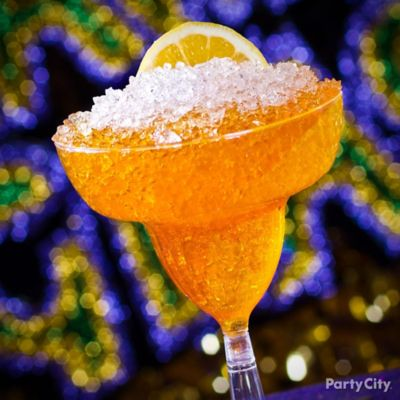 Mardi Gras Kiss Cocktail Recipe