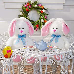 Easter Bunny Tea Time Idea