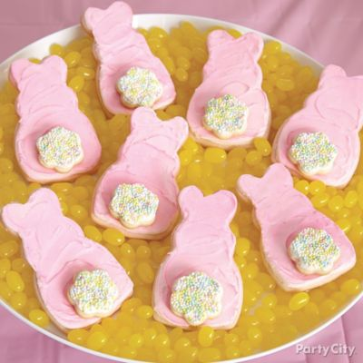 Bunny Tail Cookies How To