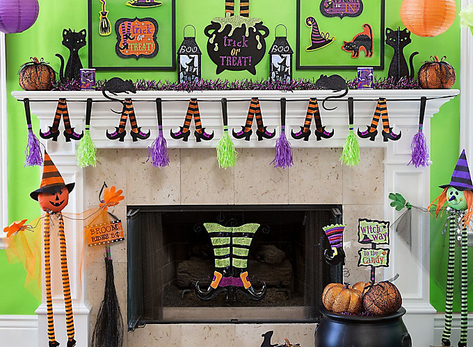 Friendly Halloween Decorating Ideas