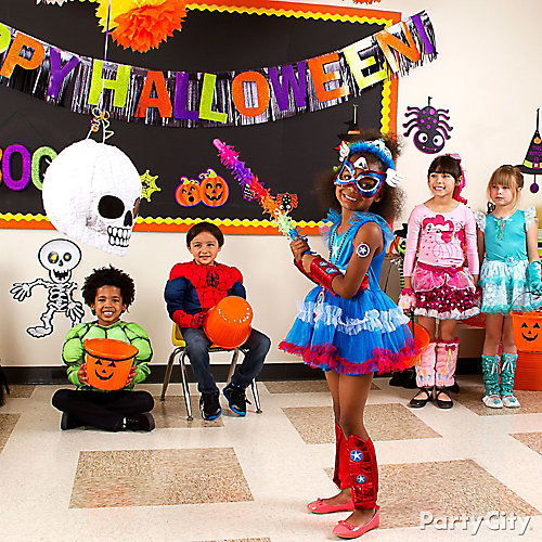 Halloween Class Pinata Idea