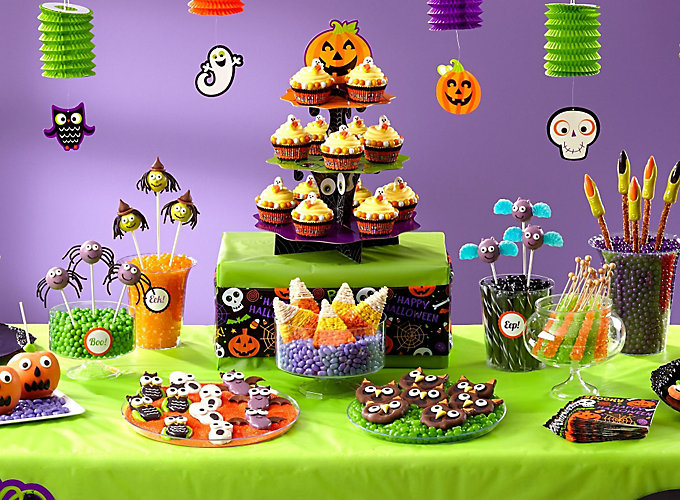 Friendly Halloween Sweets Treat Ideas