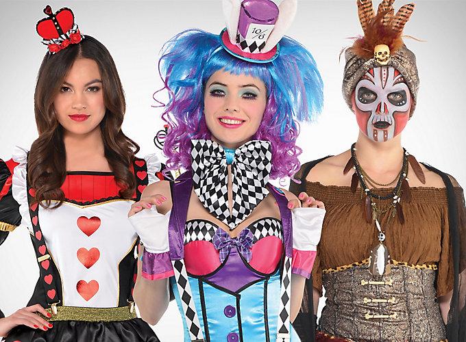 Top Women's Halloween Costume Ideas