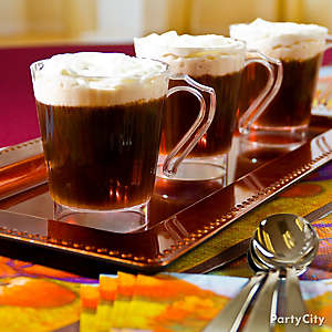 Irish Coffee Idea