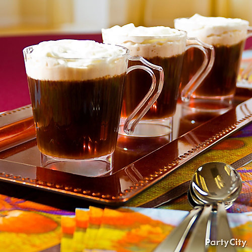 Irish Coffee Idea