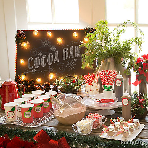Christmas Party Ideas Decoration
