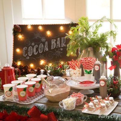 Christmas Party Ideas - Christmas Decoration Ideas - Party ...