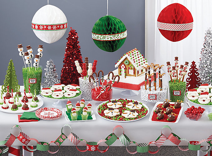 North Pole Treat Ideas Christmas Party Ideas Holiday