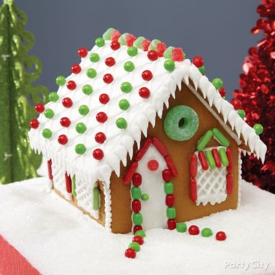 Christmas Gingerbread House How To