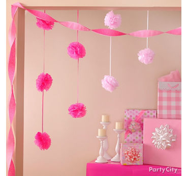 Baby Shower Table Display Ideas