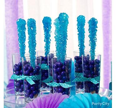 Sixlets Rock Candy Shooters Idea
