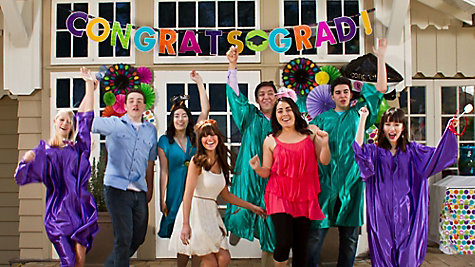 Colorful Graduation Party Ideas