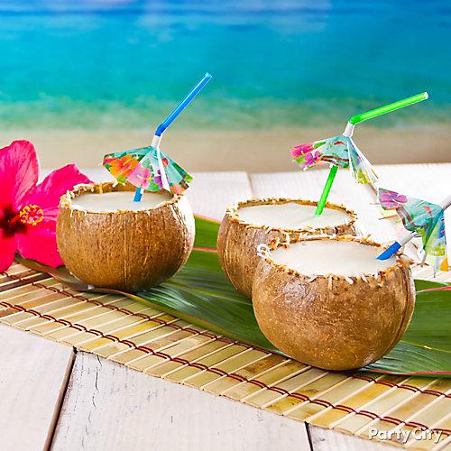 Tropical Pina Colada Cocktail Recipe