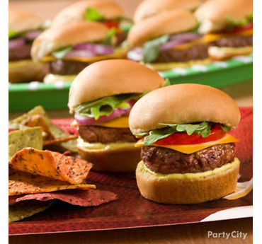Slider Sandwiches Idea