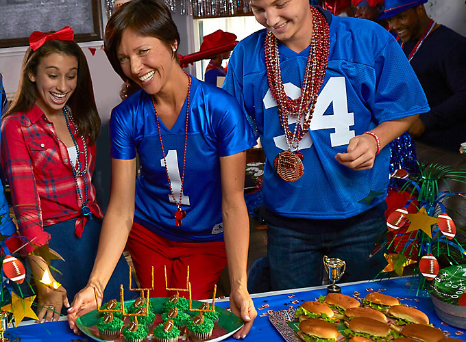 Game Day Football Party Ideas