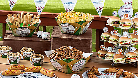 Homerun Baseball Party Ideas