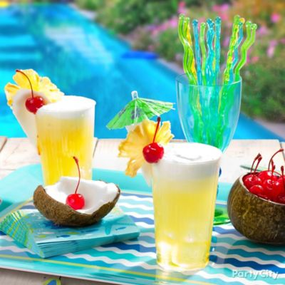 Tropical Skinny Pina Colada Cocktail Recipe