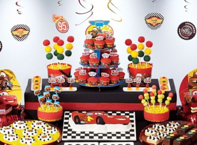 Cars Sweets & Treats Ideas - Cars Party Ideas - Boys Birthday Party Ideas - Birthday Party Ideas - Party Ideas - Party City - 웹