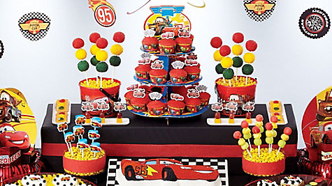 Cars Sweets & Treats Ideas