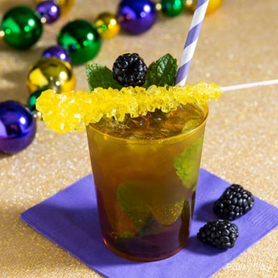 Berry Mint Julep Recipe