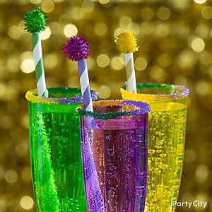 Champagne Flutes Ideas