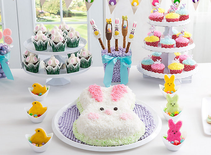 Easter Bunny Sweets and Treats Ideas