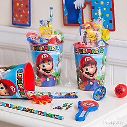 Super Mario Favor Cup Idea