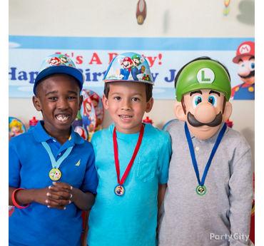 Super Mario Dress Up Gear Idea