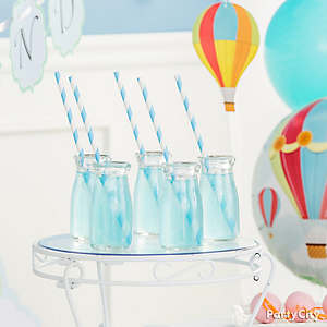 Sky Blue Drink Idea