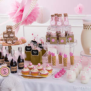 A Pink And Gold Tablescape Sets The Royal Scene!