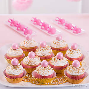 ... Princess Baby Shower Cupcakes Idea